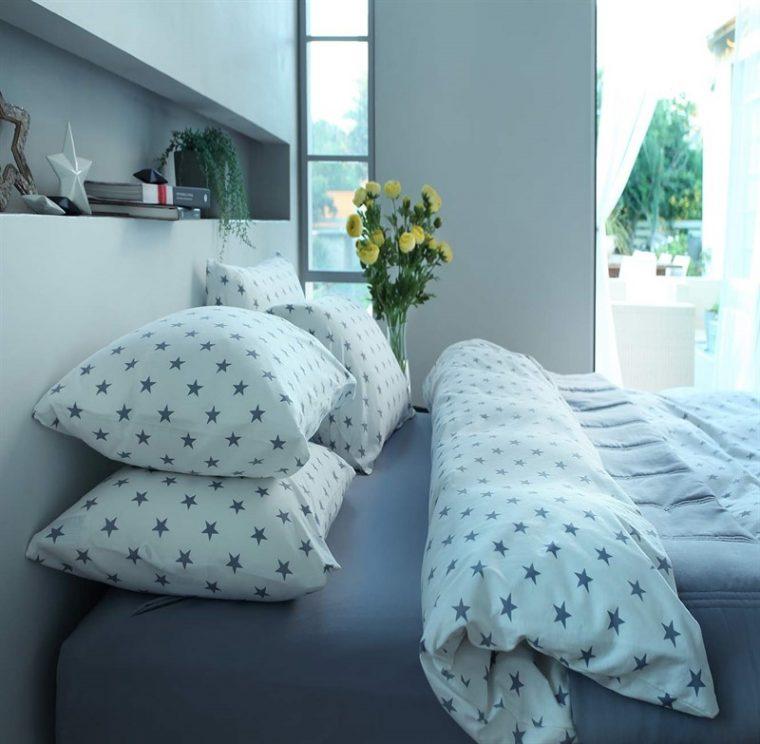סט מצעים כותנה 100% למיטת הורים