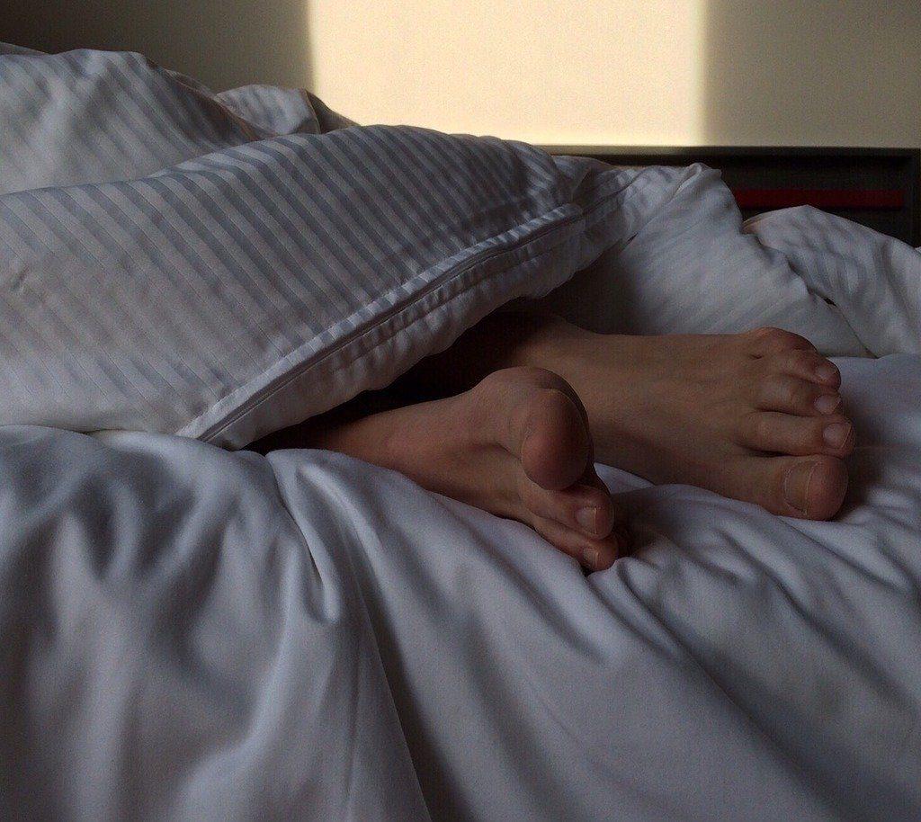שינה טובה על מצעי גרסי